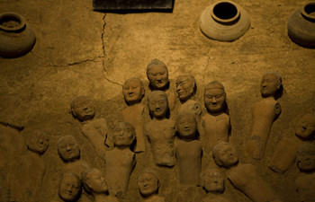 Terra-cotta Army and Hanyangling Museum Tour