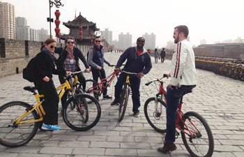 2 Days Shanghai-Xian Tour by Train+ Flight