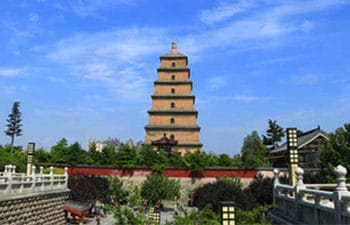 4 Days Shanghai & Xian Tour by Bullet Train