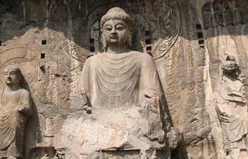 Luoyang Longmen Grottoes Day Tour from Beijing to Xian by Bullet Trains