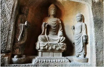 The Eight Historic Buddhist Grottoes in Shaanxi