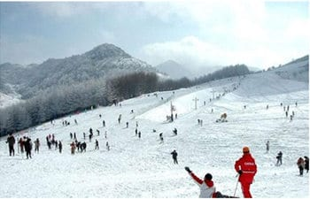 Ski Resorts in Xian