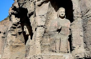One Day Yungang Grottoes Tour from Beijing