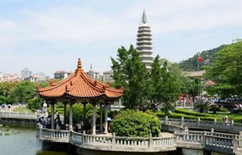 One Day Xiamen City Sightseeing and Gulangyu Island Tour