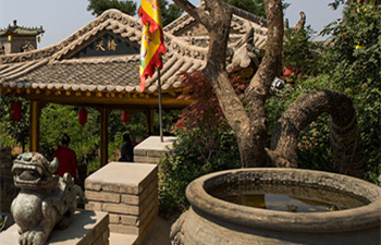 The Tomb of Imperial Consort Yang