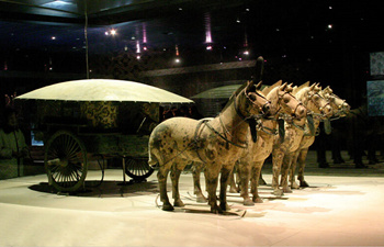 1 Day Terracotta Warriors, Huaqing Pool, Tang Dynasty Show Bus Tour