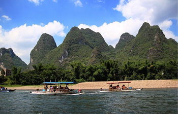 One Day Li River Cruise and Yangshuo Bus Tour