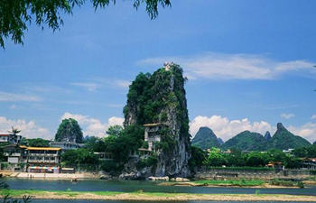One Day Guilin City Sightseeing Bus Tour