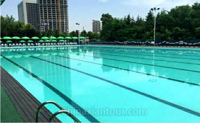 Great And The Water Quality Is Very Good. The Swimming Pool Is Divided Into  Adults Swimming Area And Children Swimming Area. Depth For Adults Area Is  1.5 Meters ...