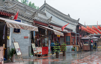 Xian Morning Walking Tour