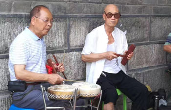 Qinqiang Amateur Club – A Speical Shaanxi Folk Culture Guarded by Local Elder People