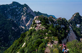 One Day Xian Mt. Huashan Trekking Tour