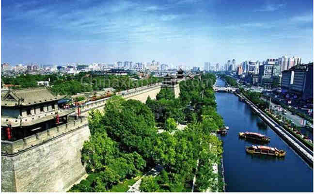 Xian Will Recover The Eight Rivers In 5 Years