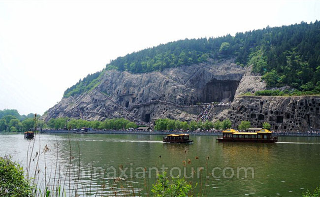 One Day Xian-Luoyang Tour by High Speed Train