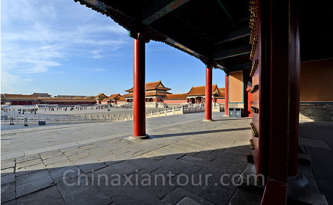 Beijing City Sightseeing Day Tour
