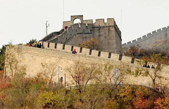 1 Day Badaling Great Wall & Ming Tomb Bus Tour