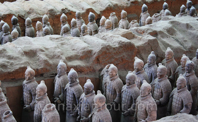Xian Terra-Cotta Army Transportation