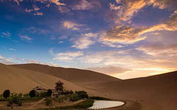 4 Days Dunhuang Leisure Tour