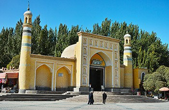 10 Days Ancient China Silk Road Tour from Xian to Kashgar