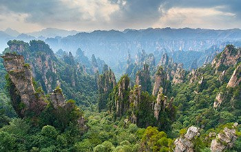 17 Days Itinerary of Silk Road Exploration with Zhangjiajie
