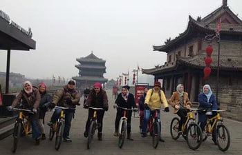 4 Days Xian Mt.Huashan Adventure Tour
