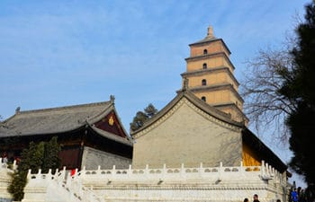 3 Days Classic Chengdu Xian Tour by Bullet Train