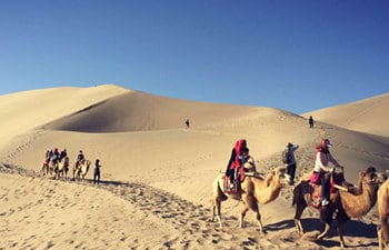 3 Days Dunhuang Tour with Mogao Caves and Yulin Caves