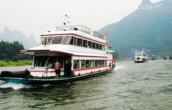 3 Days Guilin Tour with Li River Cruise&Longji Terrace