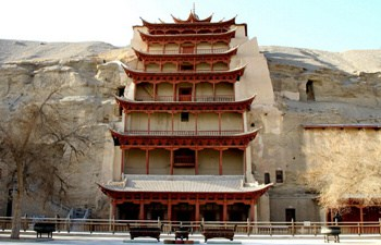 Follow the Ancient Silk Road to Mogao Grottoes in Dunhuang