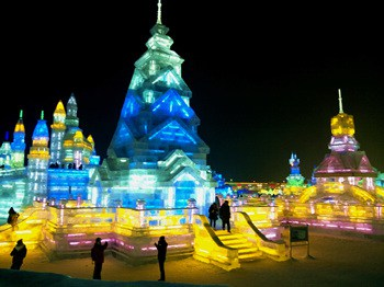 3 Days Harbin Tour: Ice & Snow Festival and Volga Manor