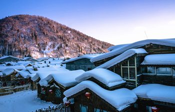 4 Days Harbin Yabuli and China Snow Town Package Tour