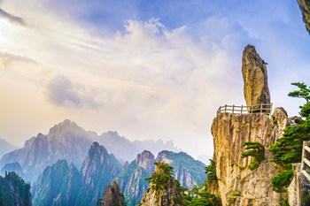 7 Days China Private Tour of Shanghai-Hangzhou-Huangshan