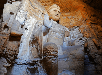 One Day Datong Tour from Beijing by Air