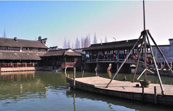 One Day Wuzhen Ancient Town Tour from Hangzhou