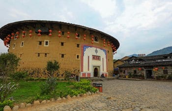 One Day Yongding Tulou Tour from Xiamen