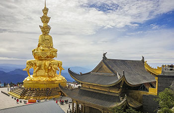 2 Days Mt. Emei and Leshan Giant Buddha Tour