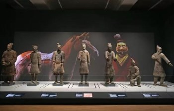 Terracotta Army Marching Across the UK