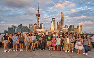 7 Days China Group Tour by Flight/Train: Beijing-Xian-Shanghai