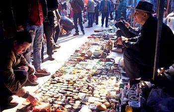 Well Known Antique Markets in China