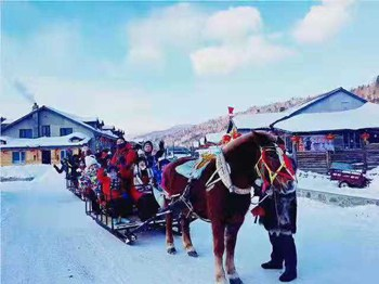 7 Days Classic Harbin Yabuli and Snow Town Tour from Beijing by Overnight Train