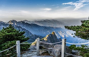 5 Days Shanghai Huangshan Highlight Tour by Bullet Train