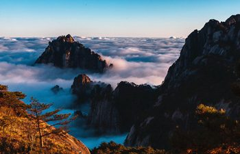 3 Days Best Shanghai Huangshan Tour for Yellow Mountain by High Speed Train