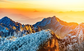 4-Day Huangshan Classic Tour with Ancient Villages from Shanghai