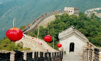 Beijing No-shopping Group Tour to Mutianyu Great Wall