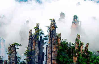 3 Days Private Zhangjiajie Adventure Tour with Glass Bridge