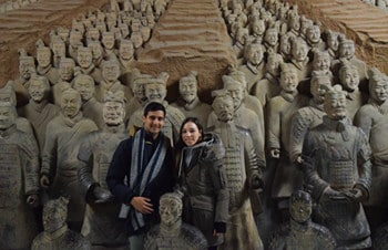 2 Days Chengdu Xian Tour by Bullet Train