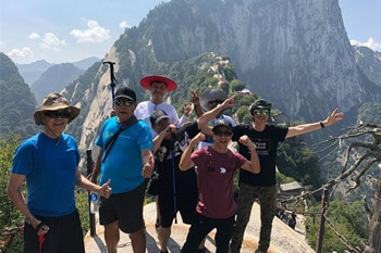 1 Day Mt. Huashan Small Group Tour