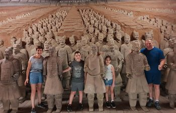 4 Days Chengdu & Xian Tour