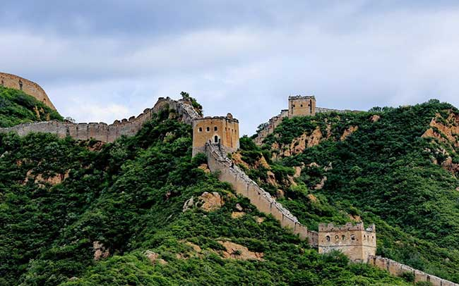 Beijing Bus Tour: 1 Day Jinshanling Great Wall Hiking Tour