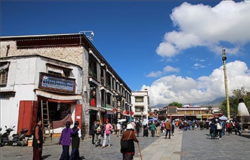 7 Days Best Xian-Lhasa Tour by Flight
